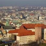 Współczesne miasto Kraków